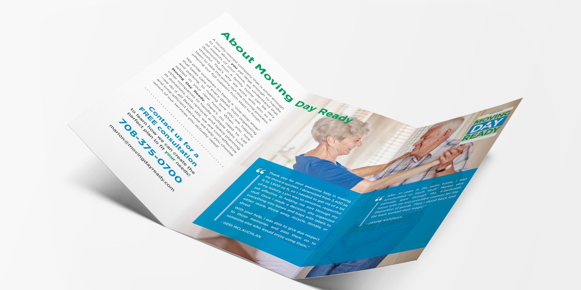 Printed Brochure Design