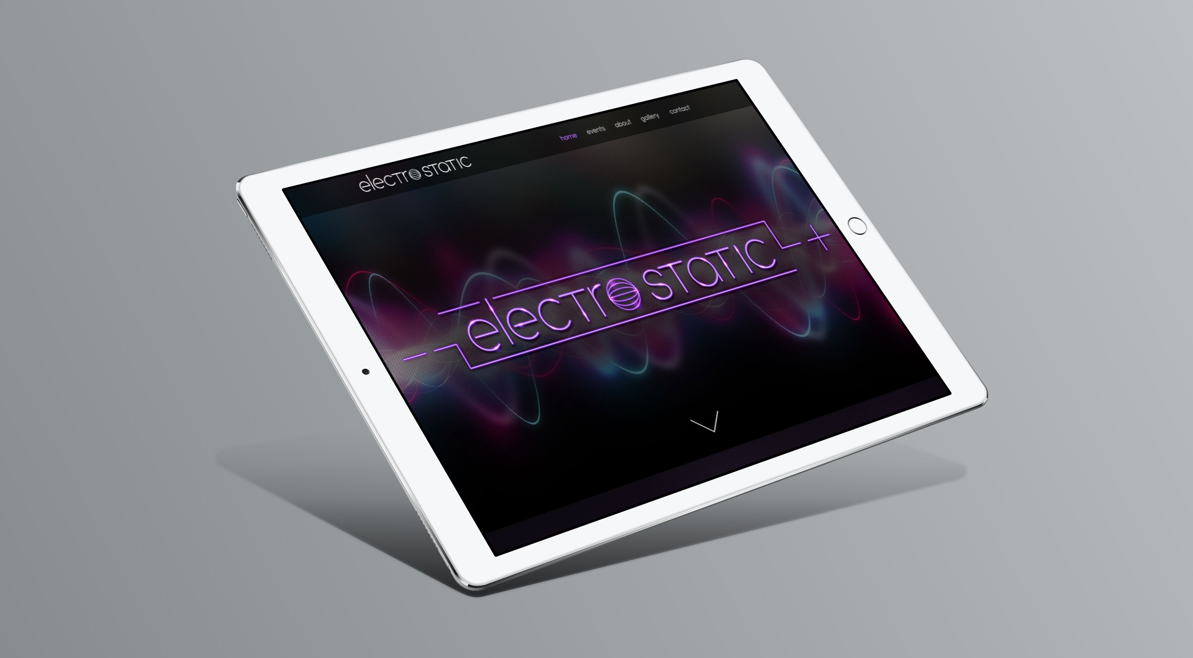 Electrostatic Web Site