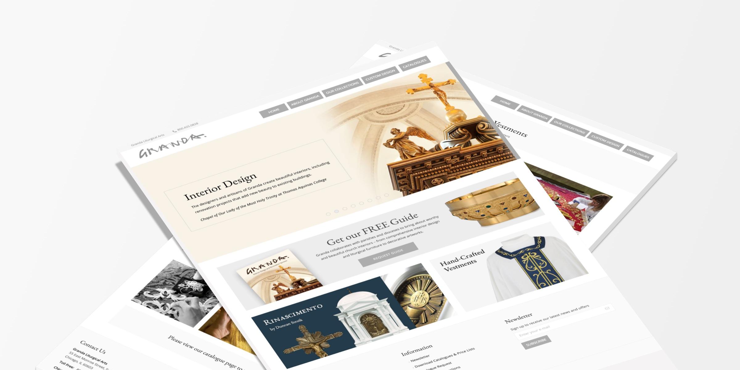 Granda Website